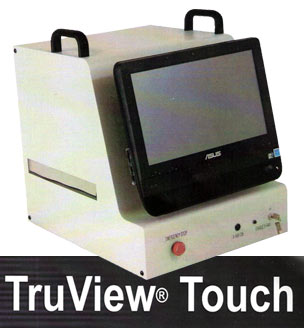 The TruView Touch - X-ray Inspection System