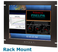 Canvys Rack Mount Display