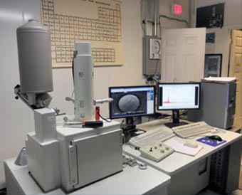 Counterfeit Mitigation: Scanning Electron Microscope